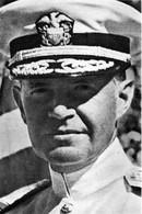 WW2 - Vice-amiral Raymond A. Spruance, Commandant La 5° Flotte US - 1939-45