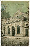CPA - Carte Postale - France - Lille - La Caisse D'Epargne - 1904 ( CP3983 ) - Lille