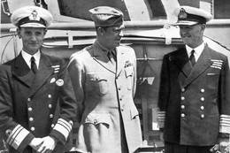 WW2 - Vice-amiral Willys, Général Eisenhower Et Amiral Cunningham - 1939-45