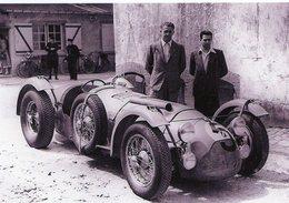 24 Heures Au Mans 1950  -  Talbot Lago T26 GS  -  Pilotes: Louis Rosier/Jean-Louis Rosier (Vainqueurs)   -  15x10 PHOTO - Le Mans