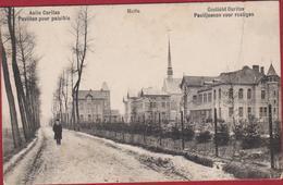 Melle Asile Caritas Gesticht Paviljoenen Voor Rustigen (Grote Kreuk) ZELDZAAM - Melle