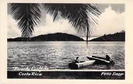 REAL PHOTO / CARTE PHOTO 1958 - COSTA RICA Puerto Golfito - SUDAMERICA South America  Amérique Sud Sudamerica Südamerika - Costa Rica