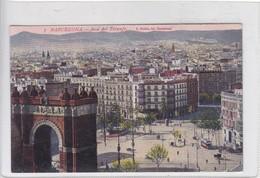 BARCELONA. ARCO DEL TRIUNFO. L ROISIN. CIRCA 1900's-TBE- BLEUP - Barcelona