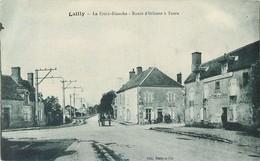 LAILLY CROIX-BLANCHE ROUTE D'ORLEANS A TOURS 45 - France