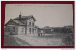 Pl7  (vente Directe)  Dept 93 Stains  Station De La Grande Ceinture Stains Pierrefite Gare ? - Stains