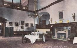 FARNHAM CASTLE - DINING HALL.  RUNFOLD S/CIRCLE CANELLATION - Surrey