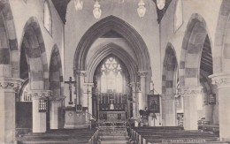 CLEVEDON-AL SAINTS CHURCH INTERIOR - England