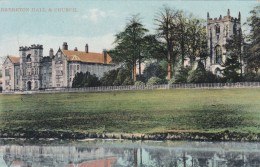 BRERETON HALL @ CHURCH - England