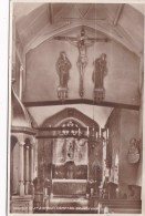 COMPTON BEAUCHAMP-CHURCH OF ST SWITHUN INTERIOR - Inghilterra