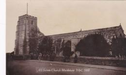 MAIDSTONE - ALL SAINTS CHURCH - England