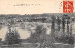 42 - ANDREZIEUX - Vue Générale - Andrézieux-Bouthéon