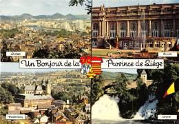 CPM - Un Bonjour De La Province De Liège - België
