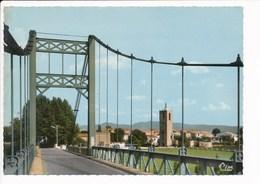 Carte De Canet  Le Pont   ( Format 15 X 10,5 Cm ) ( Recto Verso ) - France