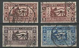 Congrès Ophtalmologique Au Caire Yt 199-201 - Egypt