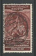 Conferénce De Montreaux 5m Brun Rouge - Egypt