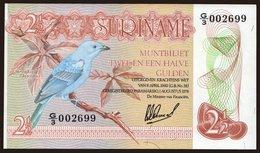 2 1/2 Gulden, 1978 - Surinam