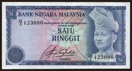 1 Ringgit, 1981 - Malaysia