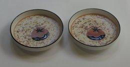 2 Small Ceramic Dishes - Ceramics & Pottery