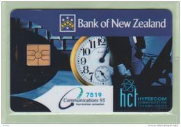 New Zealand - 1995 Communications - $5 BNZ - Numbered - NZ-E-29b - Mint - Neuseeland
