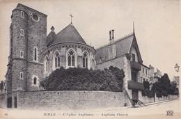 66 DINAN                        L'eglise Anglicane - Dinan