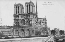 PARIS-Cathédrale Notre Dame-MO - Notre Dame De Paris