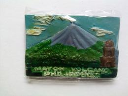 Mayon Volcano (Green) - Tourism