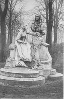 PARIS-Luxembourg Monument Watteau-MO - Arrondissement: 06