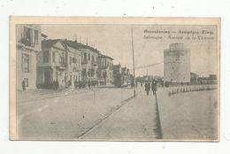 Cp, Gréce , Salonique , Avenue De La Victoire , écrite 1916 - Grecia