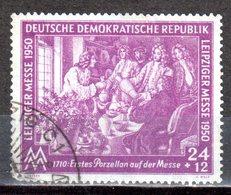 DDR 1950 Mi. 258 Leipziger Messe Gestempelt (pü2887) - [6] Democratic Republic