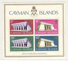 4378 - Bloc - Iles Caïmans
