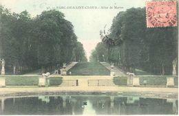 (92) Hauts De Seine - CPA - Parc-de-Saint-Cloud - Allée De Marne - Saint Cloud