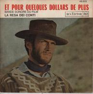 Disque 45 Tours ENNIO MORRICONE - Soundtracks, Film Music