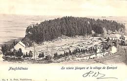 Neufchâteau - La Scierie Yungers Et Le Village De Hamipré (A. Petit, 1904) - Neufchâteau