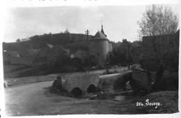 Sosoye  - Photographie Bromide Véritable 1946 - Anhée