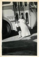 PHOTO ORIGINALE  BREVANNES LES CARS DE BREVANNES  A.  GUESTON  VAL DE MARNE  FORMAT  9 X 6 CM - Luoghi