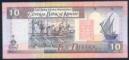 Kuwait - 10 Dinars 1994 - P27a(4) - Koweït
