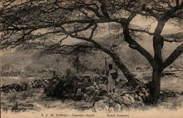 SOMALIE - Cimetière Somali - Somalie