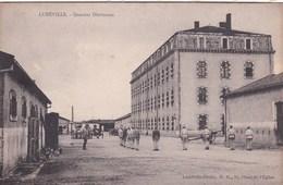 Militaria - LUNEVILLE - Quartier Diettmann - Barracks