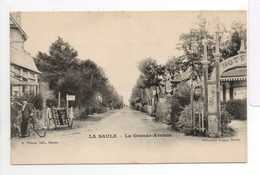 - CPA LA BAULE (44) - La Grande-Avenue - Edition A. Thuret - - La Baule-Escoublac