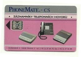 Cecoslovacchia - Tessera Telefonica Da 150 Units T516 - Telecom Praha, - Telefoni