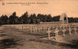 Cimetière Militaire Français De Belle Motte Aiseau-le-Roux - Vue D'ensemble - Aiseau-Presles