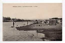 - CPA ORLEANS (45) - Les Bords De La Loire - La Plage - Edition L. Lenormand - - Orleans