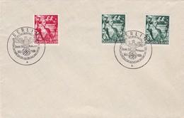 Sammlerkarte 1938 - Germany