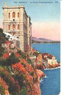 Monaco - CPA - Le Musée Océanographique - Oceanografisch Museum