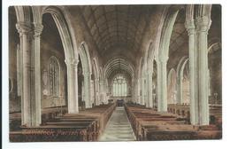 Tavistock Parish Church - England