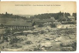 39 - PONT DE POITTE / LES ROCHERS DU SAUT DE LA SAISSE - France