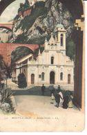 Monaco - CPA - Monte-carlo - Sainte Dévote - Monte-Carlo