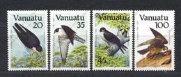 Vanuatu, Yvert 710/713, Scott 388/392, MNH - Vanuatu (1980-...)