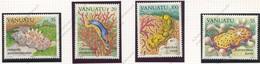 Vanuatu, Yvert 727/730, Scott 406/409, MNH - Vanuatu (1980-...)