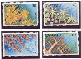 Vanuatu, Yvert 747/750, Scott 426/429, MNH - Vanuatu (1980-...)